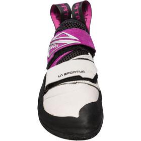 La Sportiva Katana Pies de gato Mujer, white/purple